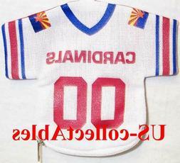 NFL Arizona Cardinals Football Jersey ID Holder Sport Collec