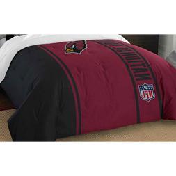 NFL ARIZONA CARDINALS FULL COMFORTER - Football Helmet Silho