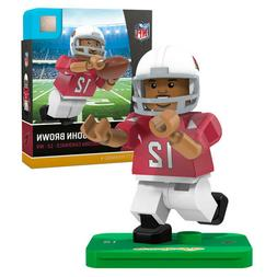 NFL Arizona Cardinals John Brown G4S2 OYO Mini Figure NEW To