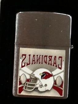 NFL Arizona Cardinals Zippo Lighter, NEW