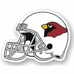 NFL ARIZONA CARDINALS MAGNET HEAVY GAUGE MAGNETIC VINYL 12""
