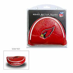 NFL Arizona Cardinals Mallet Putter Cover Golf Headcover Cou
