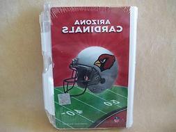 "NFL Arizona Cardinals Notepad & Pen Set In Case, 4"" X 2 3/4"""