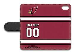 NFL Arizona Cardinals Personalized Name/Number iPhone iPod W