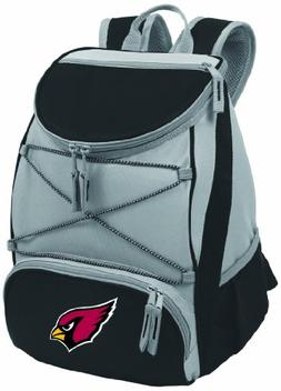 NFL Arizona Cardinals PTX Insulated Backpack Cooler, Red