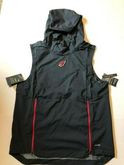 nfl arizona cardinals shield fly rush hoodie