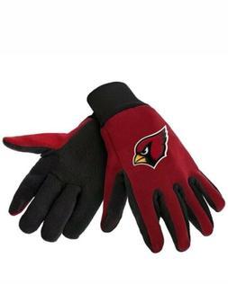 NFL Arizona Cardinals Utility 2 Tone Palm Gloves