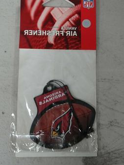 NFL Arizona Cardinals Vanilla Air Freshener, Single