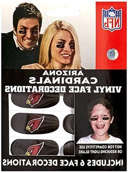 Party Animal NFL Arizona Cardinals Eye Strips