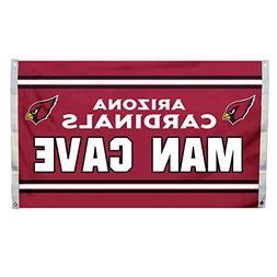 NFL Man Cave Flag: Arizona Cardinals