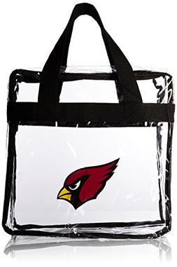 Arizona Cardinals Clear Messenger Bag