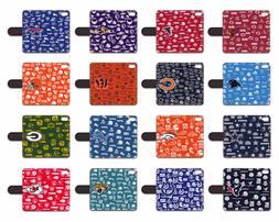 NFL Football All Teams Design Samsung Phone Flip Wallet Case