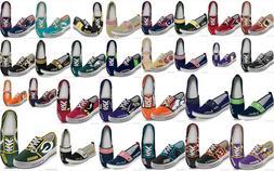 NFL Football Team Bradford Exchange Sports Fan Casual Shoes