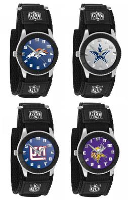 NFL Football Team Youth Rookie Watch  * Pick Your Team *