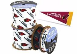 NFL Licensed Arizona Cardinals Ribbons & Mini Pennants