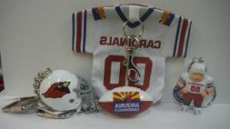 NFL Licensed Lil Sports Brat Football Collectible - ARIZONA