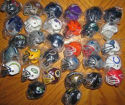 NFL Mini Pencil Topper Helmets
