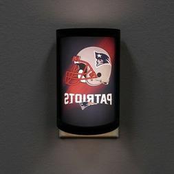"NFL Motiglow Night Light 5"" X 3.5"" LED Light with 3 Settings"