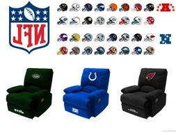NFL Officially Licensed Fan Favorite Recliner - Various Team