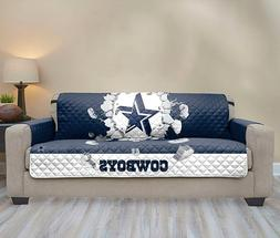 NFL SOFA COVER FURNITURE PROTECTOR COLLECTION REVERSIBLE MAN