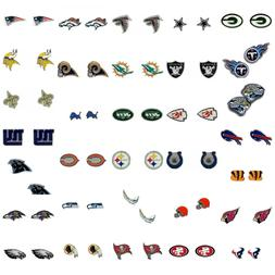 NFL Aminco Stud Post Earrings All Teams Official Licensed -