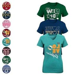NFL Outerstuff Various Team Graphic T-Shirt Collection Girls