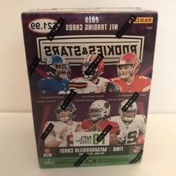 Panini 2019 Rookie And Stars 7 Pack Box
