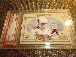 Pat Tillman 2001 Arizona Cardinals Fleer Tradition Unsung He