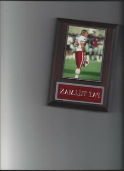 PAT TILLMAN PLAQUE ARIZONA CARDINALS FOOTBALL NFL