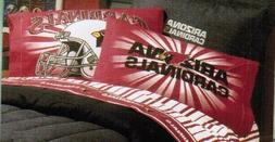 Arizona Cardinals Pillowcase -NFL II, Fits Standard or Queen