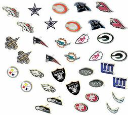 post stud earring nfl pick your team