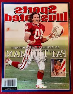Sports Illustrated May 3, 2004 Pat Tillman Arizona Cardinals