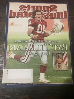 Sports Illustrated Pat Tillman Arizona Cardinals May 3, 2004